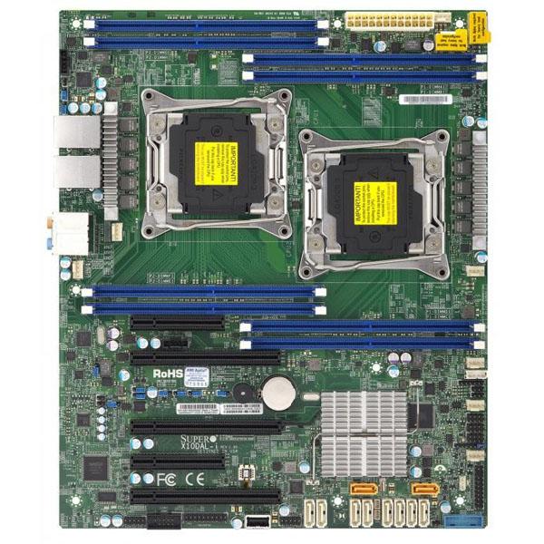 Supermicro MBD-X10DAL-i-o (BOX)