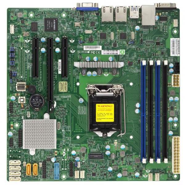 Supermicro MBD-X11SSL-o (BOX)