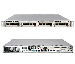 Supermicro SuperServer 6014H-TB
